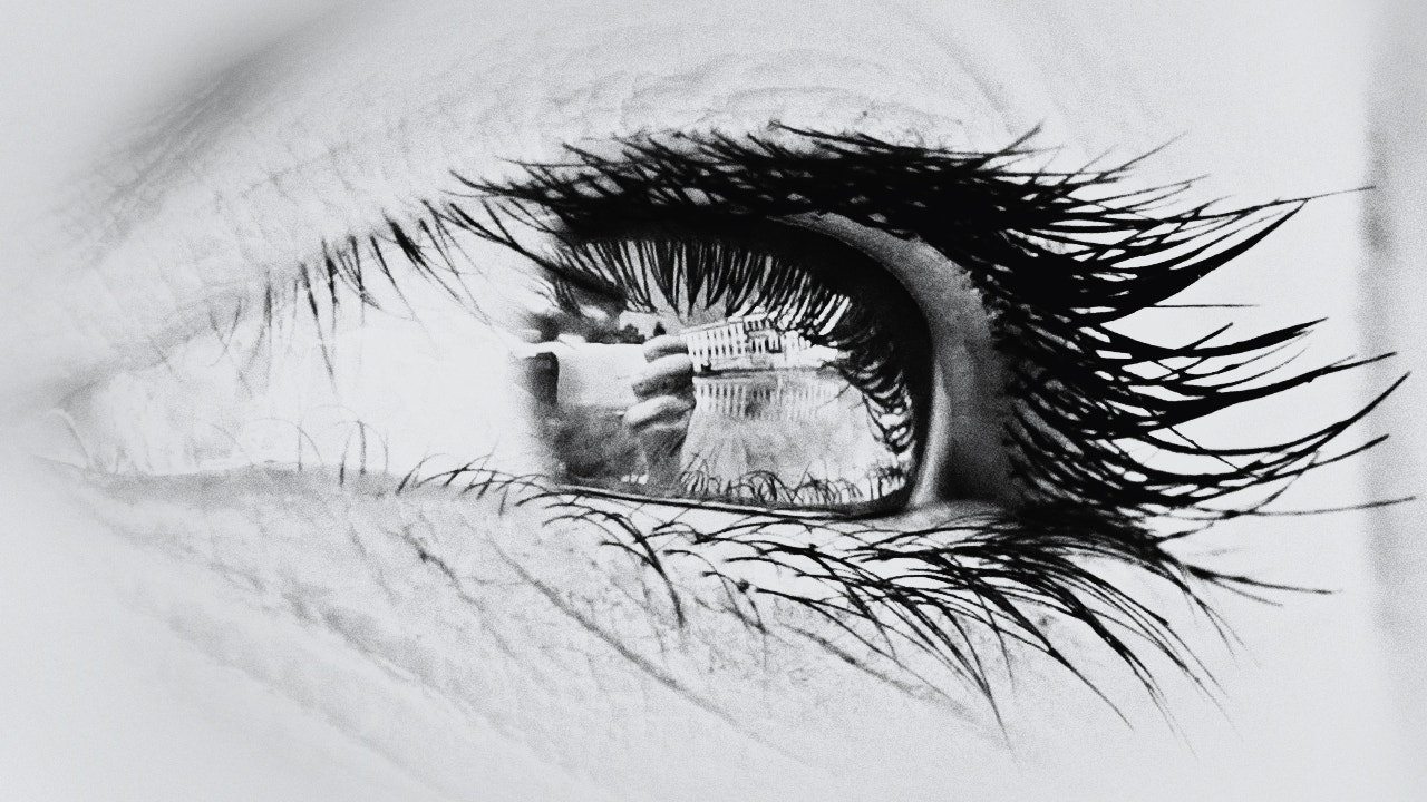 Photograph Eye mirror | v2 by Dávid Detkó on 500px