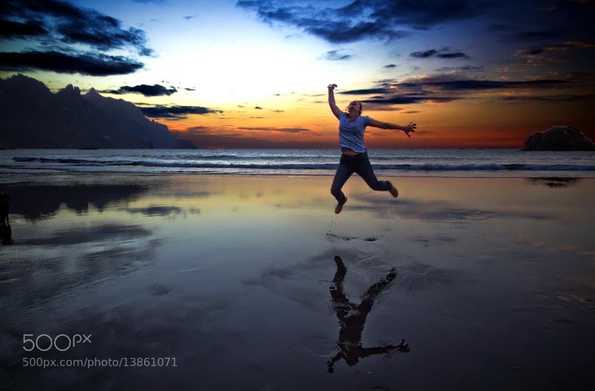 Photograph El salto by Juan Rodríguez on 500px