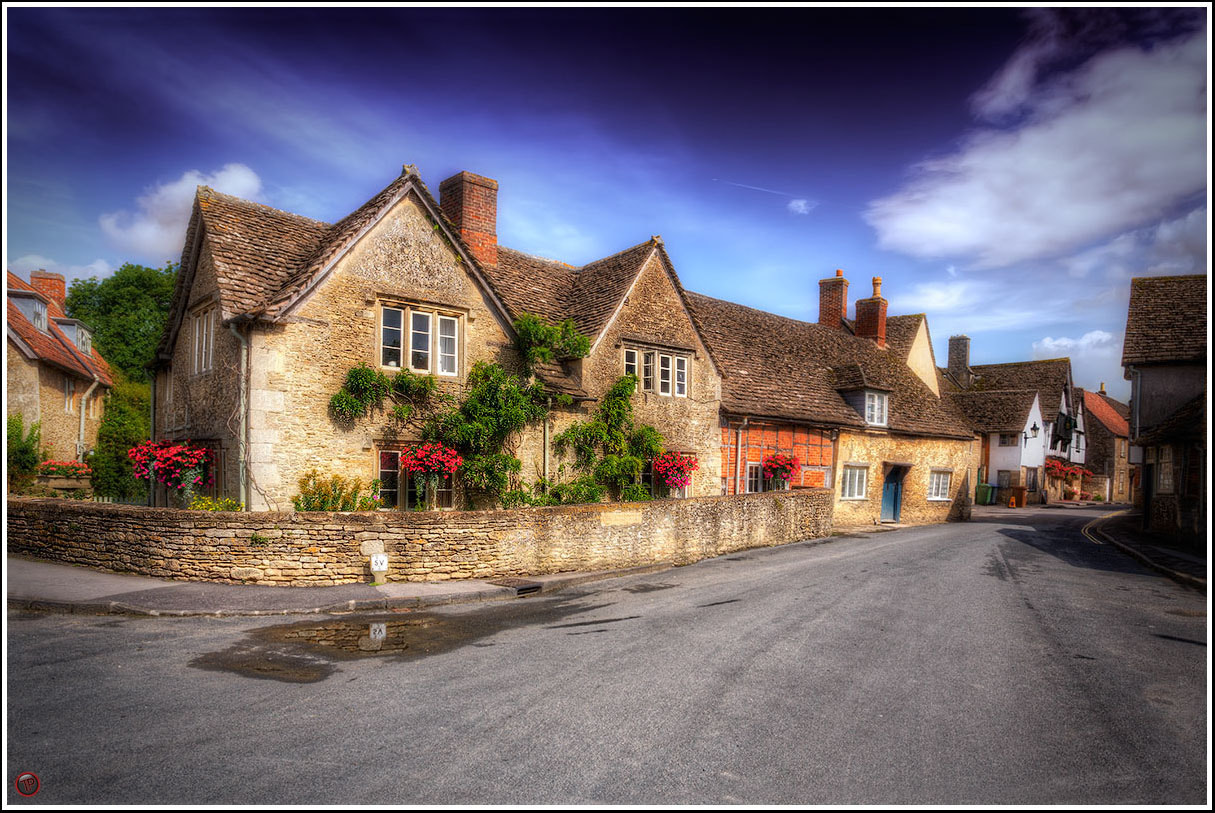Photograph Wisteria Cottage. by Tim Pursall on 500px