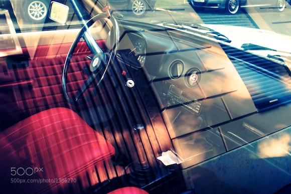 Photograph Vintage Car - Altes Auto by Vivid Camera on 500px