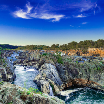 Great Falls National Park, Canon EOS 7D, Canon EF 20-35mm f/2.8L