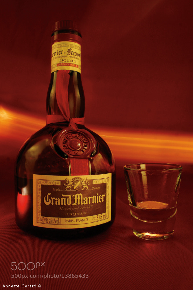 Photograph Grand Marnier by Annette Gerard on 500px