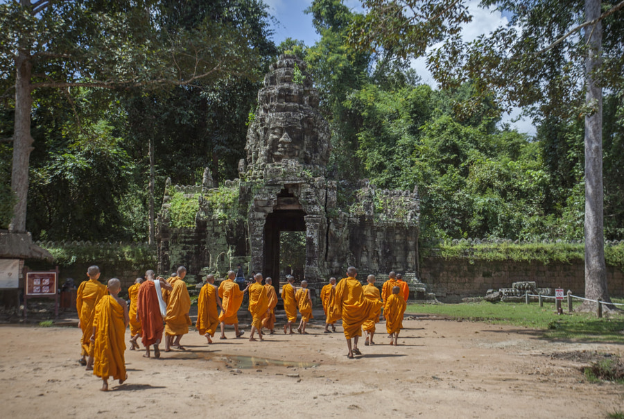 Bright Cambodia by Cynthia Spence on 500px.com