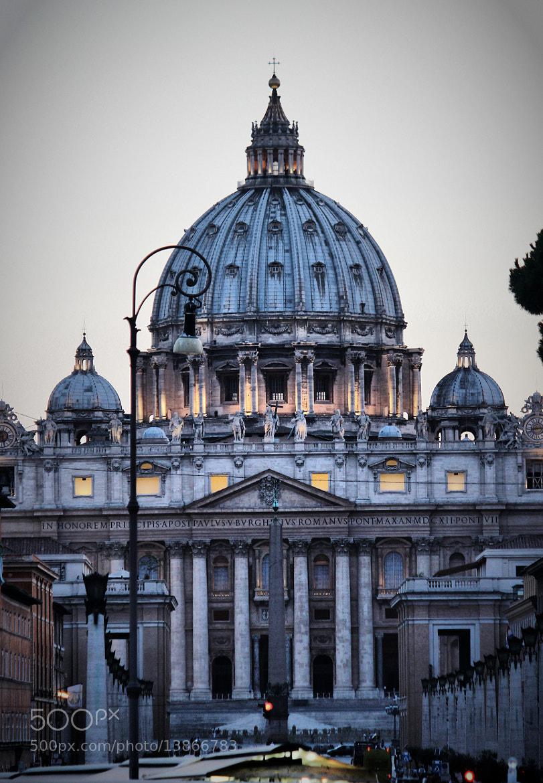 Photograph S.Pietro by Tassan Giuseppe on 500px