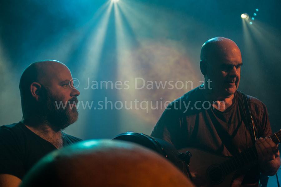 Simon Emmerson & Robbie Harris