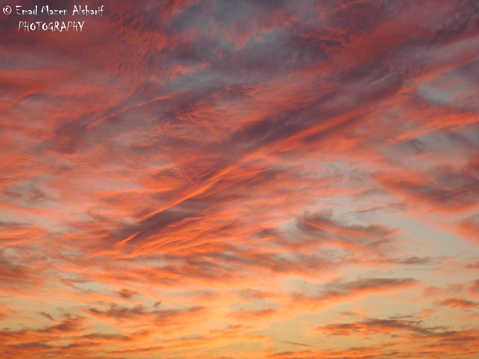 Photograph Sky Beauty by Emad Alsharif on 500px