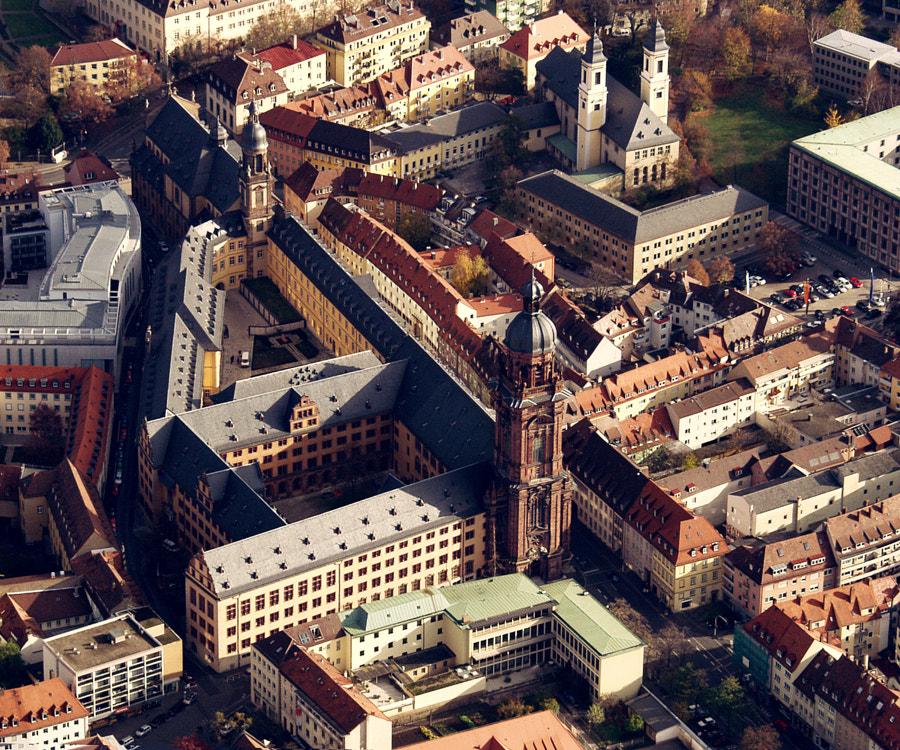 Alte Uni. Würzburg