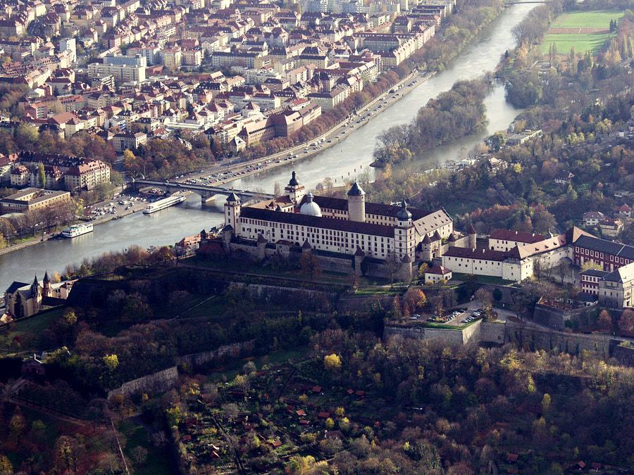 Festung Marienberg. Würzburg