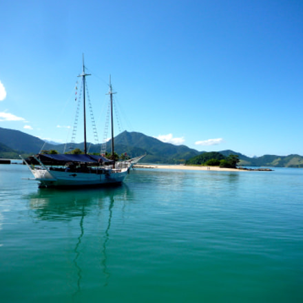 Small Island in Paraty, Panasonic DMC-FX36