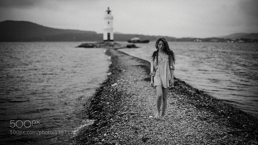 Photograph The lighthouse by Daria Savina on 500px