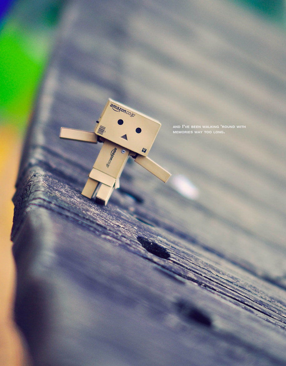 Photograph and i've been walking 'round with memories way too long. by farhad daud on 500px