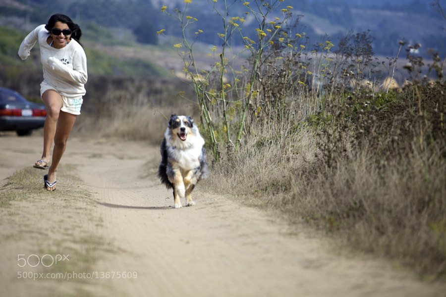 Photograph Run baby run! by Bhanu Krishnamurthy on 500px