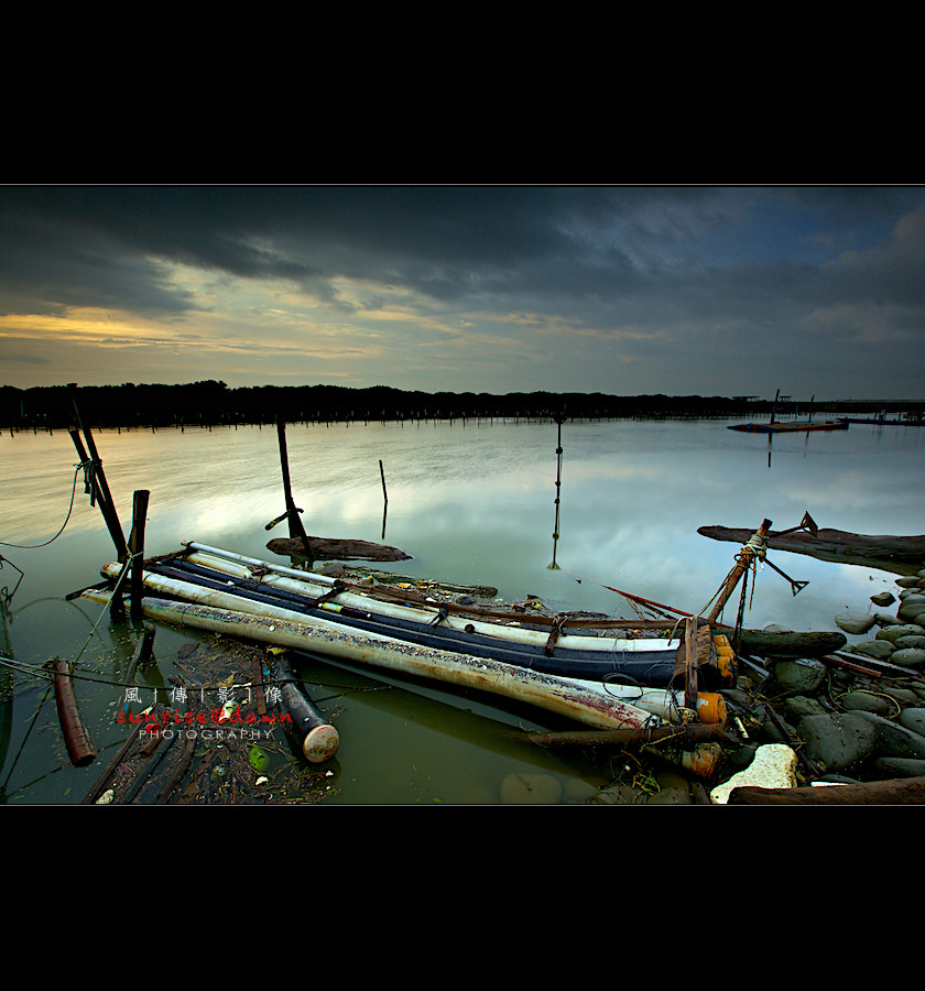 Photograph Stormy Morning in Chigu by SUNRISE@DAWN photography 風傳影像 on 500px