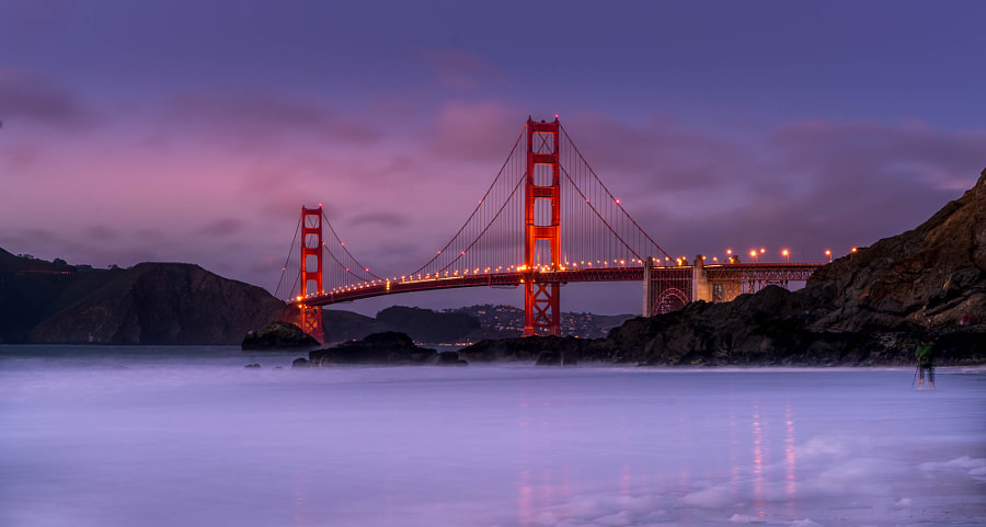 San Francisco snow by Ramelli Serge on 500px.com