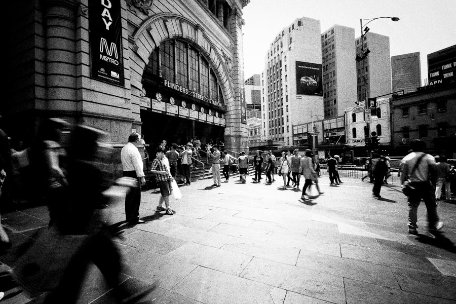 Photograph City Hustle and Bustle II by Hany Kamel on 500px