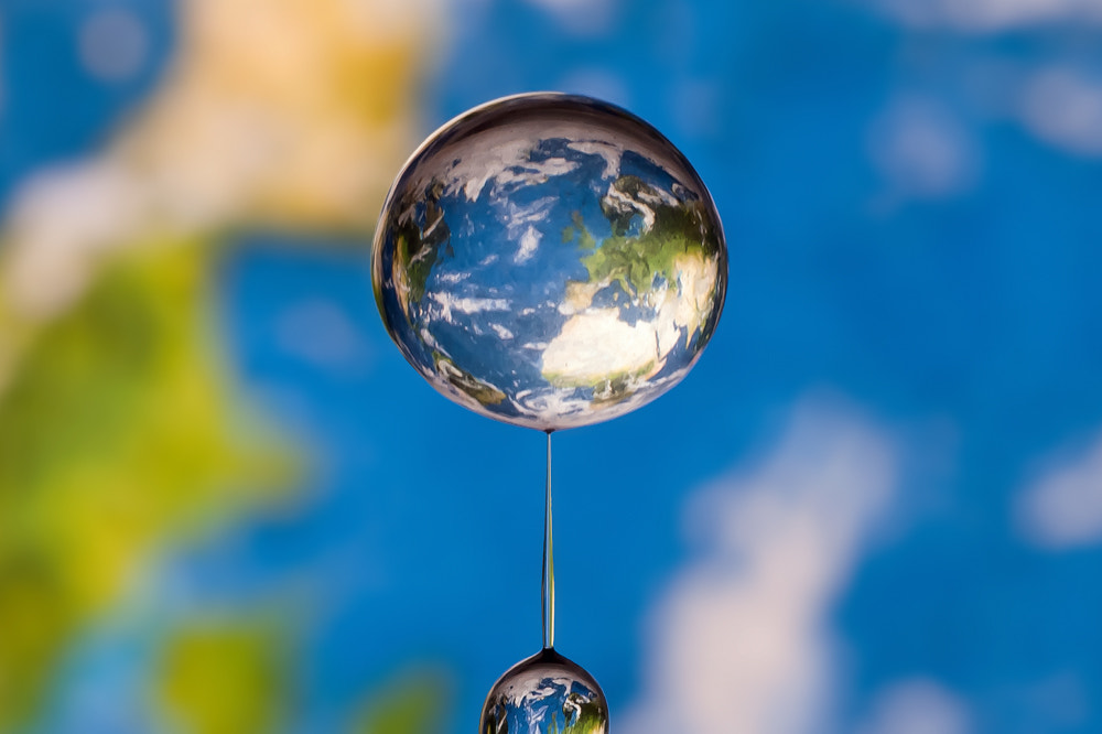 Photograph World on a string by Markus Reugels on 500px