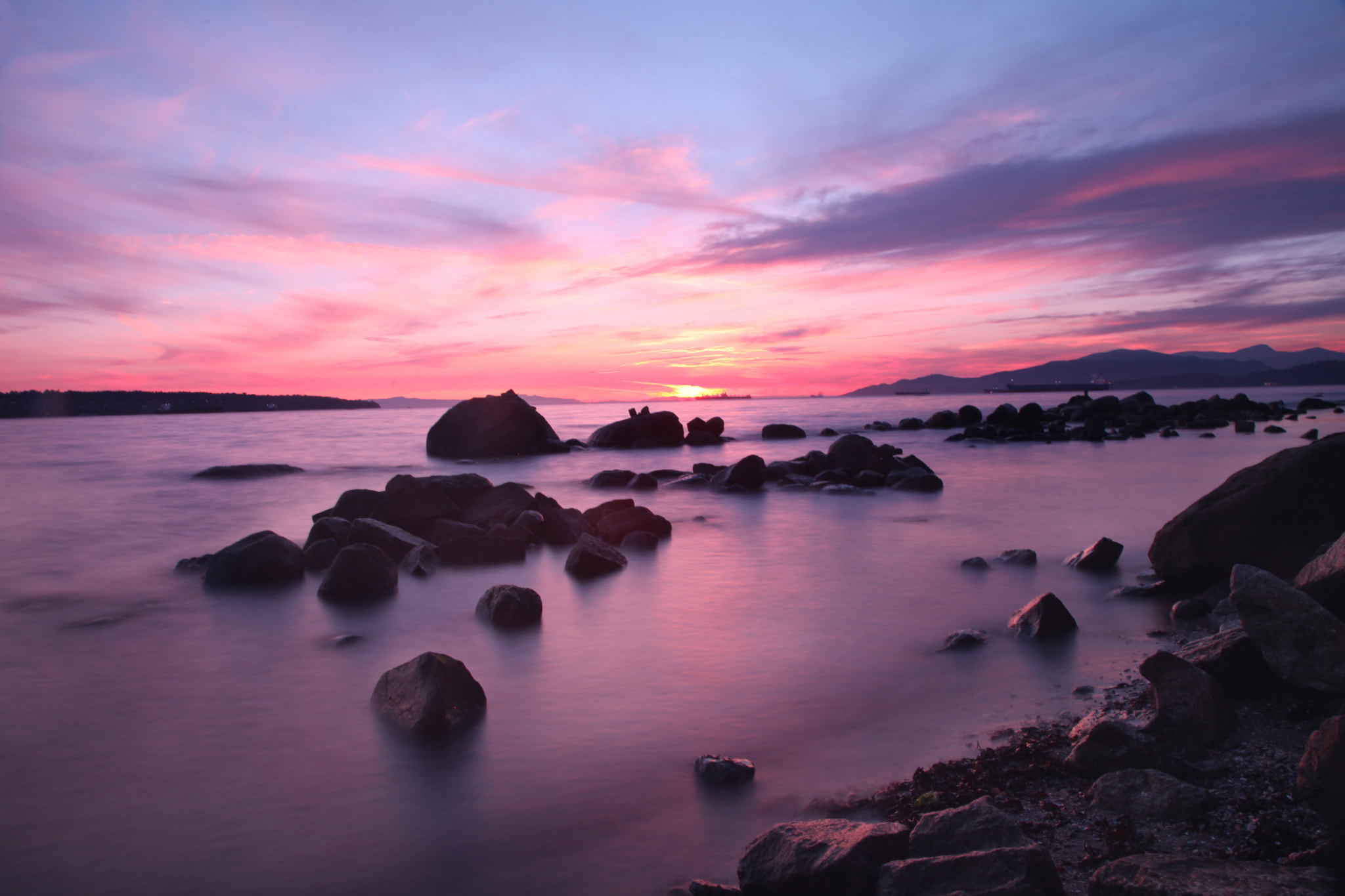 Photograph The colors of twilight by Edward Lai on 500px