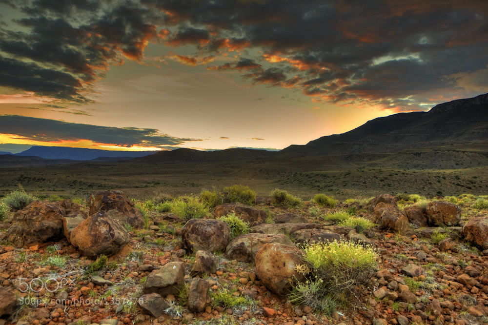Photograph Karoo by Mario Moreno on 500px