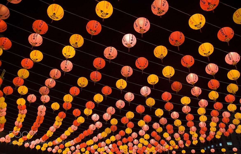 Photograph lanterns by Hanson Mao on 500px