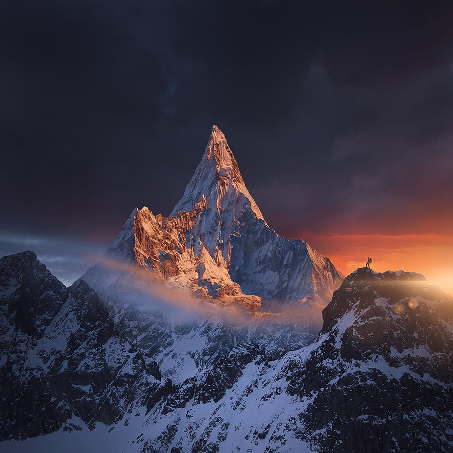 Above All v3 de Karezoid Michal Karcz sur 500px.com
