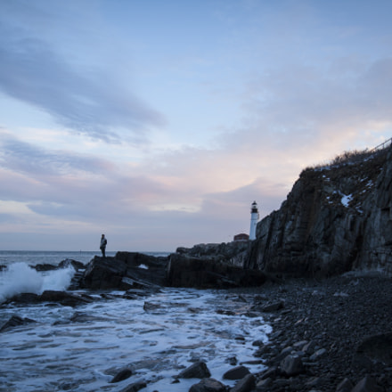 Sunset in the cape, Canon EOS 500D, EF16-35mm f/4L IS USM