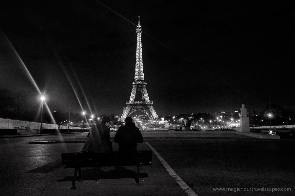Photograph Night at Trocadero by Kah Kit Yoong on 500px