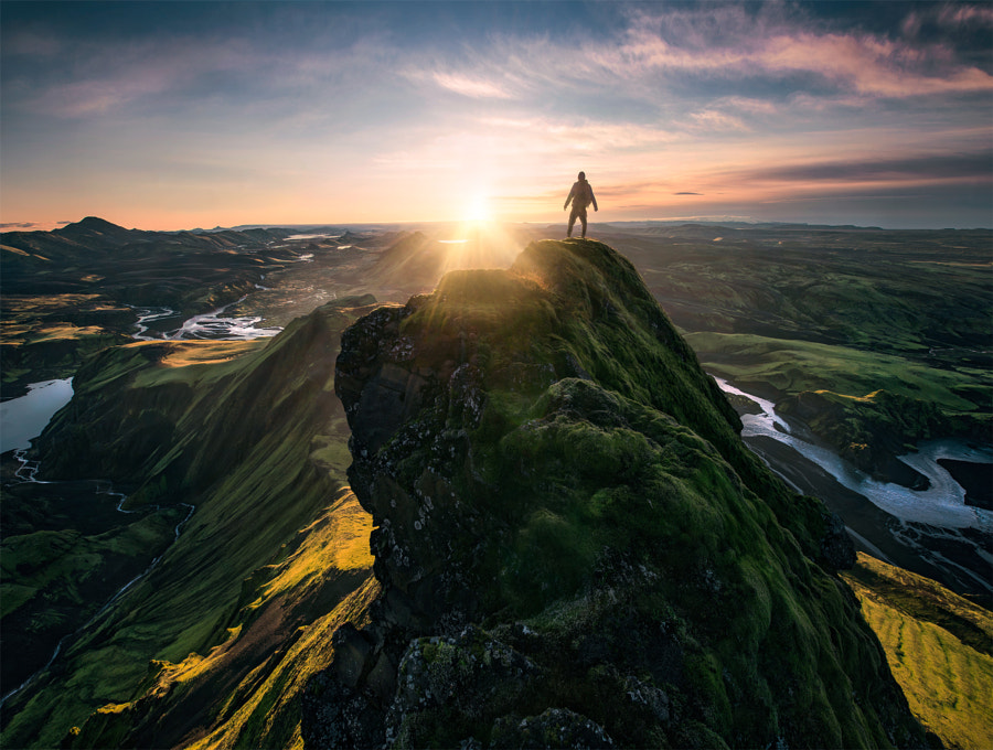 Icelandic Matterhorn by Max Rive on 500px.com