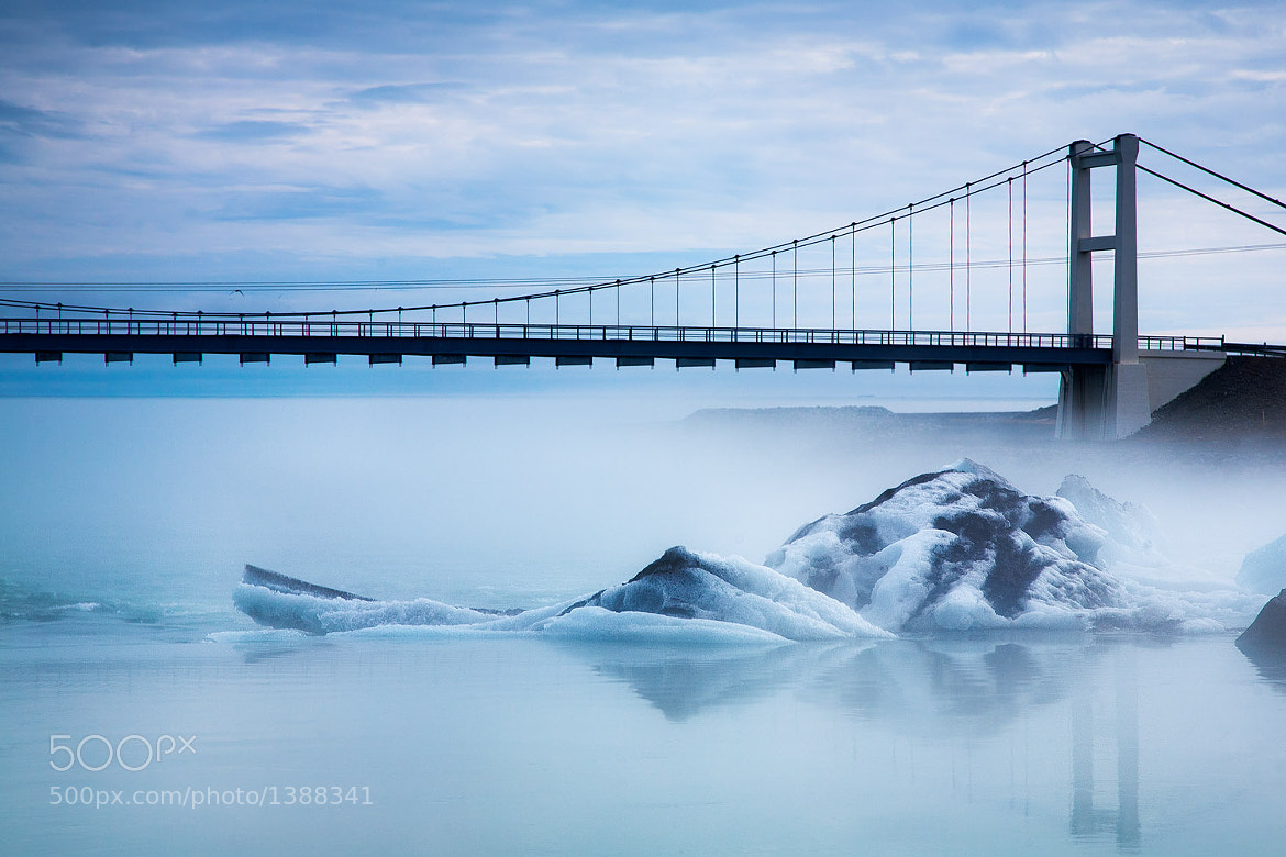 Photograph Ice Bridge by Jon Reid on 500px
