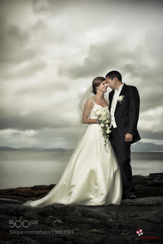 Photograph Wedding couple by Eric Fagerheim on 500px