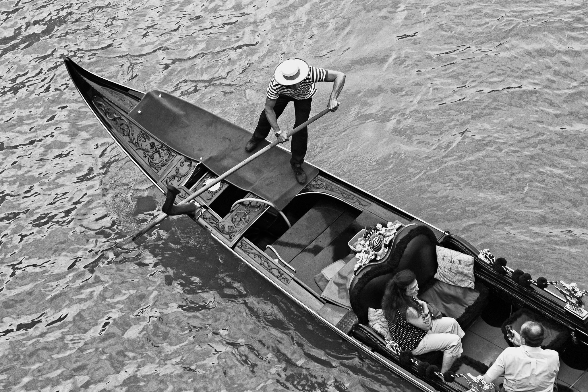 Photograph Gondolier by Stanley Azzopardi on 500px