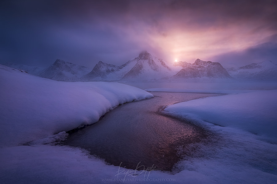Arctic Apostles by Ryan Dyar on 500px.com