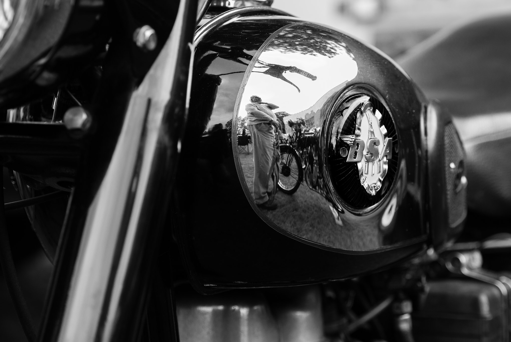 Photograph BSA by Mike Howe on 500px