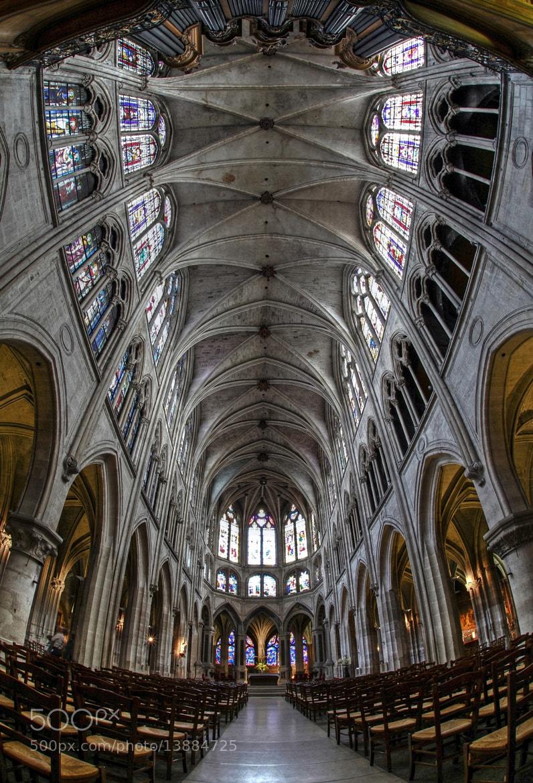 Photograph *Saint Séverin Church* by erhan sasmaz on 500px