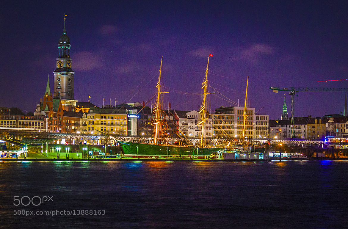 Photograph Rickmer Rickmers by Tommaso Maiocchi on 500px