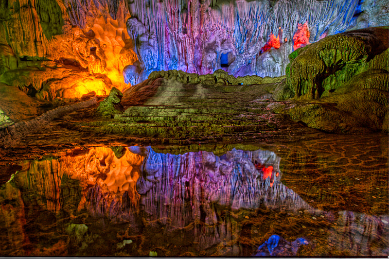 Photograph Thien Cung Cave (Ha Long Viet Nam) by Michel Latendresse on 500px