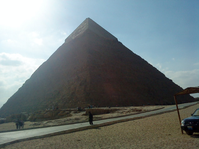 Photograph The Pyramids  by Ahmed Diaa on 500px