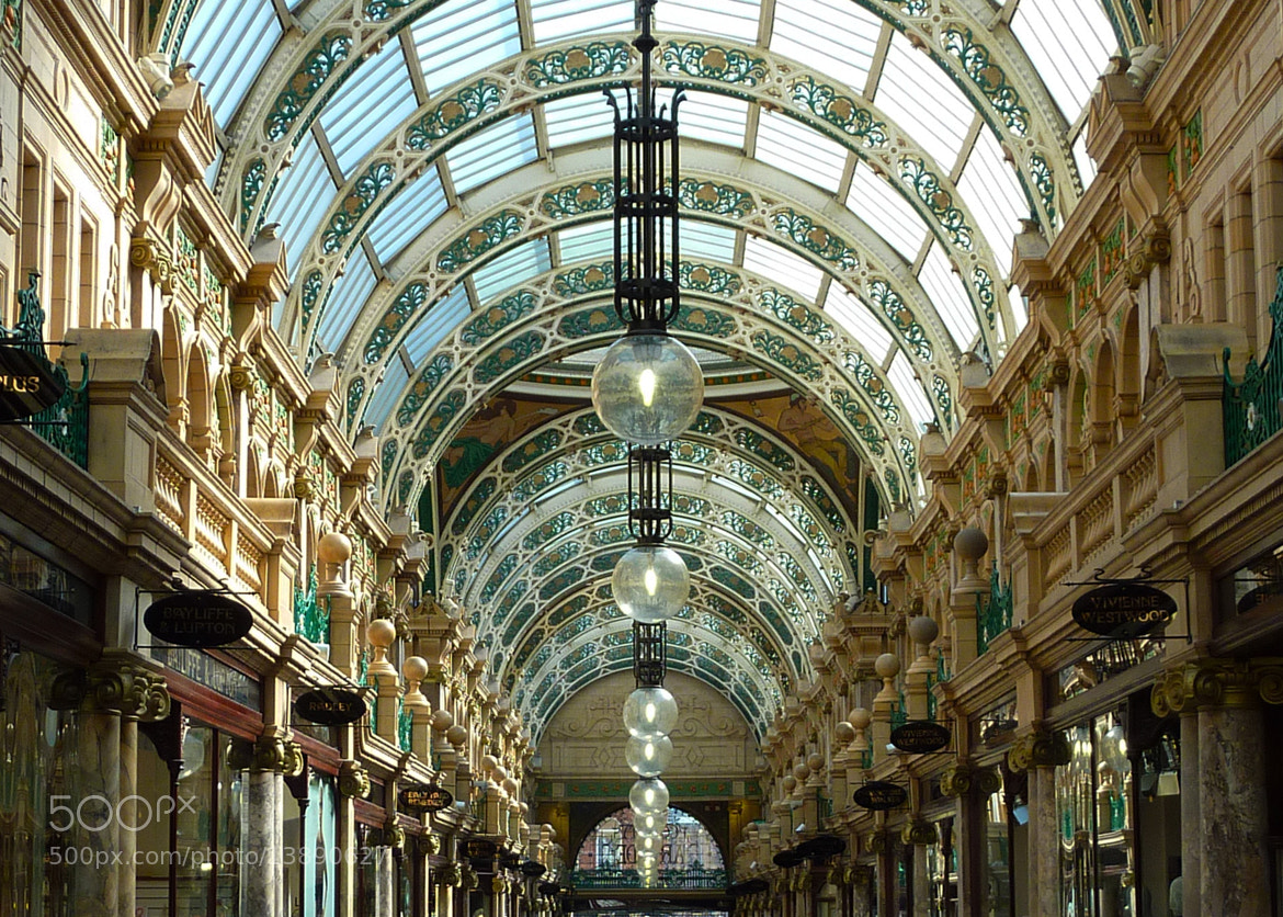 Photograph The Arcades by Keith Moore on 500px