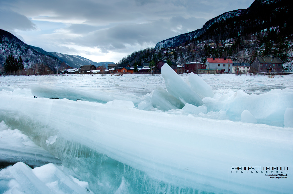 Photograph Ice in Norway by Francesco Langiulli on 500px
