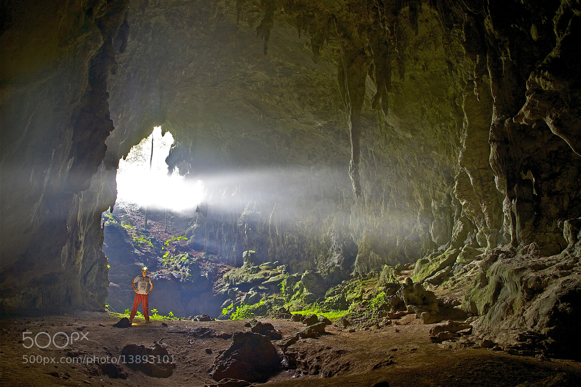 Photograph Exploring Susa Cave, Thailand by john spies on 500px