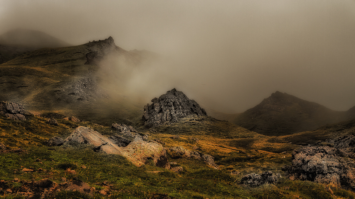 Photograph scottish fog by Eva Czorny on 500px
