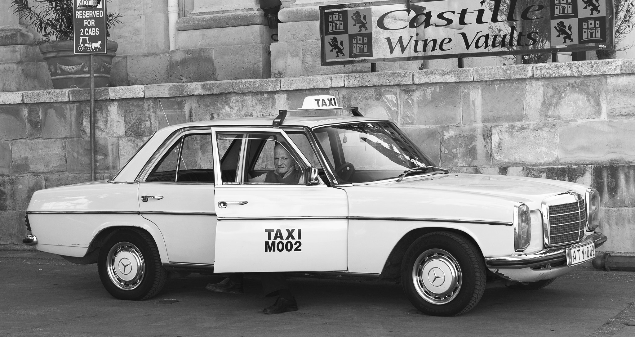Photograph Your friendly Maltese taxi driver by Carl Bretteville on 500px