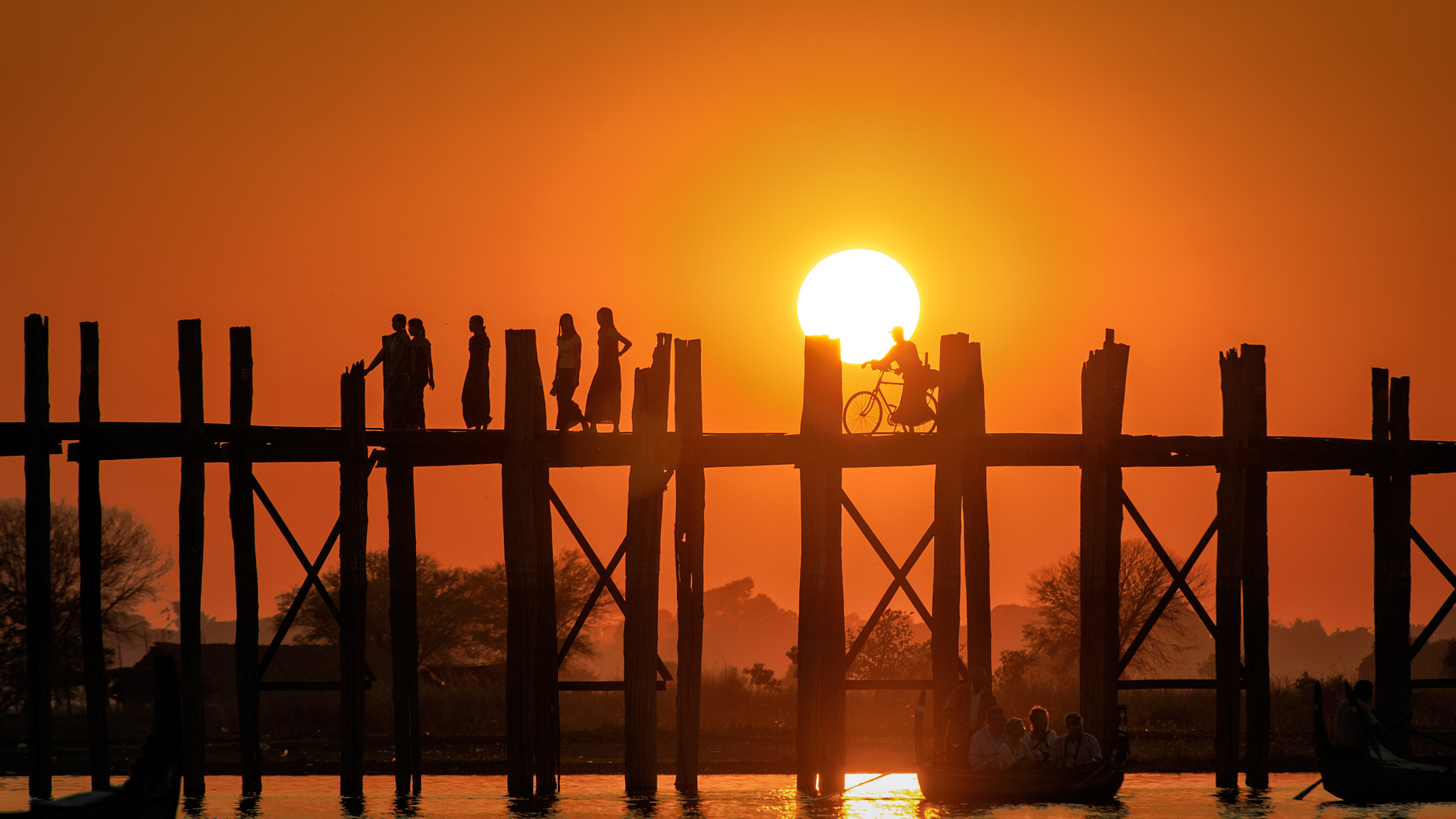 Photograph Life in Sunset by Anuparb Papapan on 500px