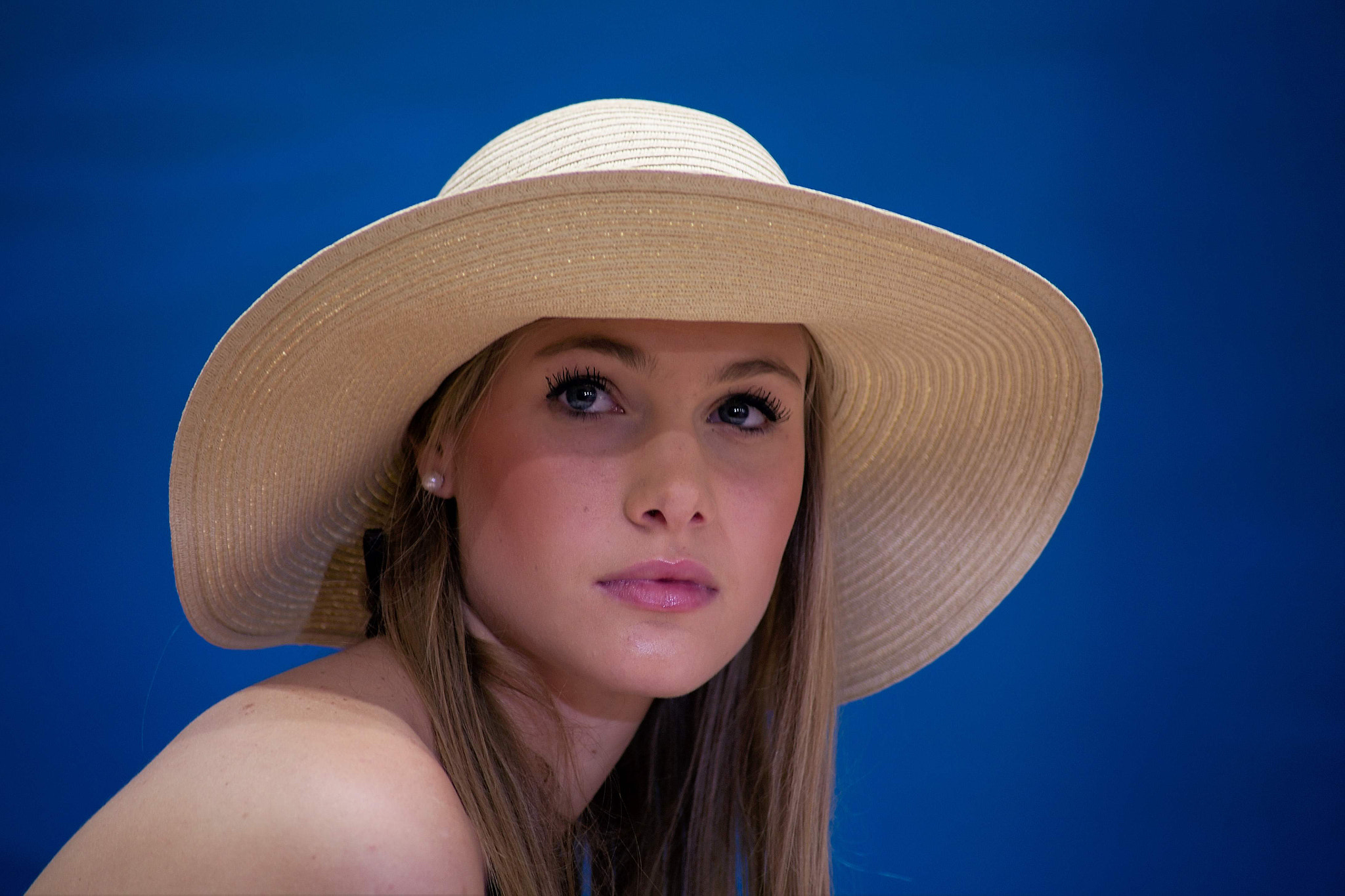 Photograph La ragazza col cappello - The girl with the hat by Paolo Trofa on 500px