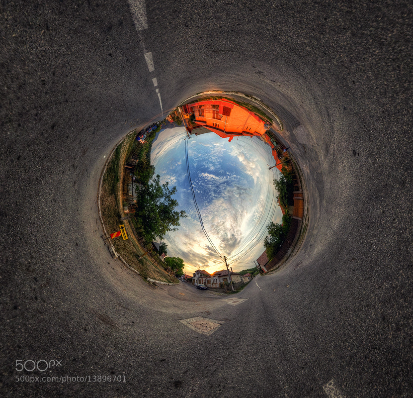 Photograph Round and round by Mogan Andrei on 500px