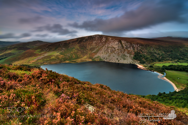 Photograph Lough Tay by Jigs Fernandez on 500px