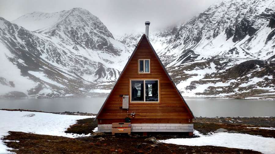Cozy Mountain Cabin by Marie Kyle Photography on 500px.com
