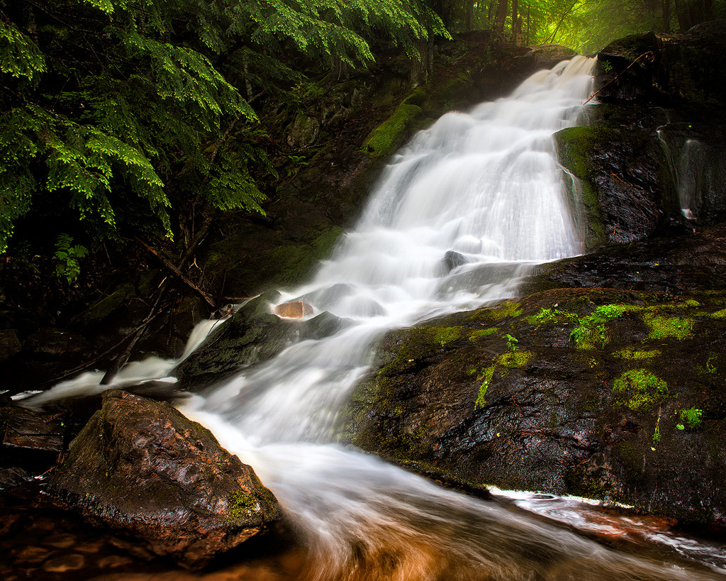 Photograph Alder Falls by Steve Perry on 500px