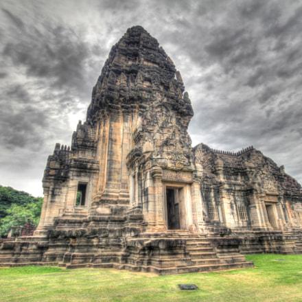 Castle of Phimai Historical Park, Nakhon Ratchasima, Thailand