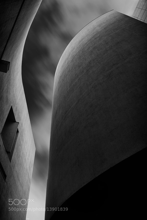 Photograph MACBA by Geoffrey Gilson on 500px