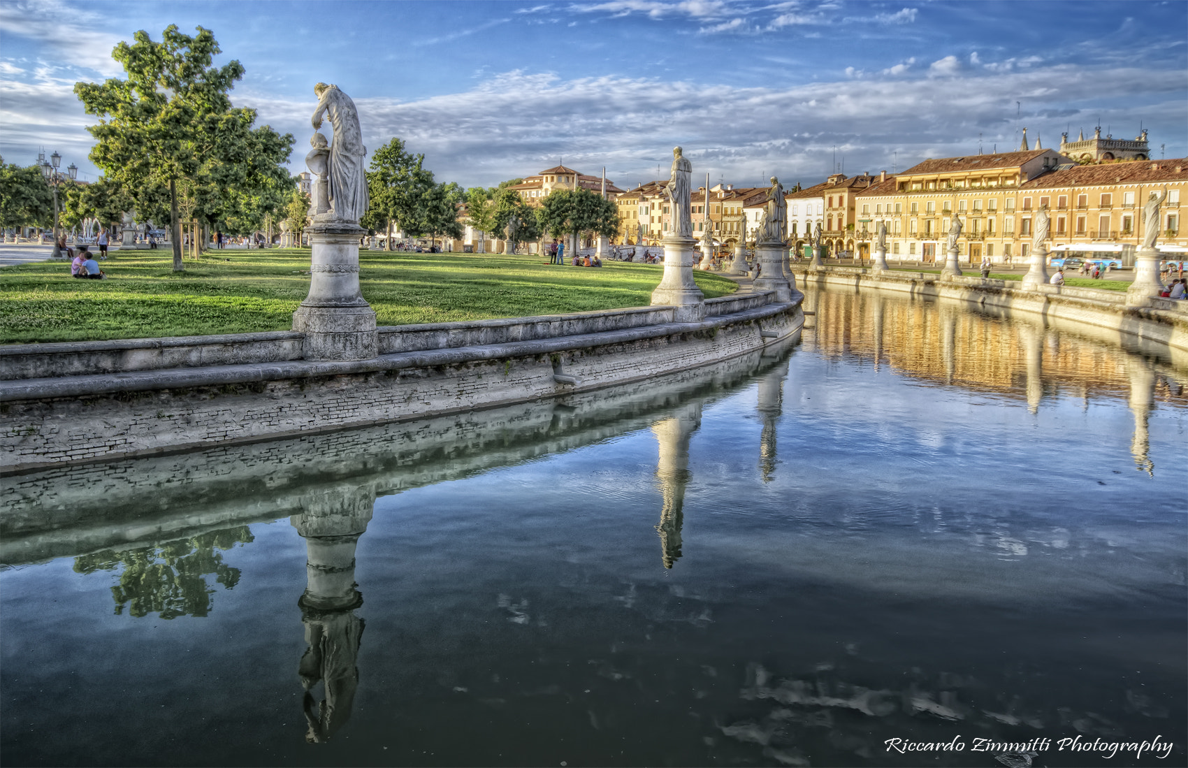Photograph Romantic place in Padova by Riccardo Zimmitti on 500px